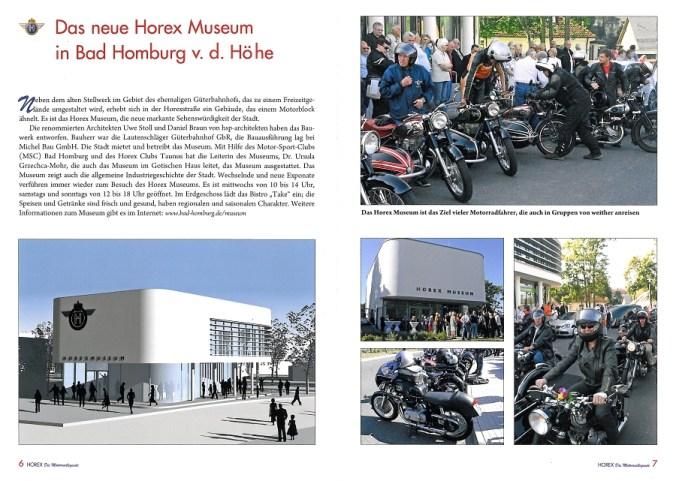 Auszug HOREX Die Motorradlegende