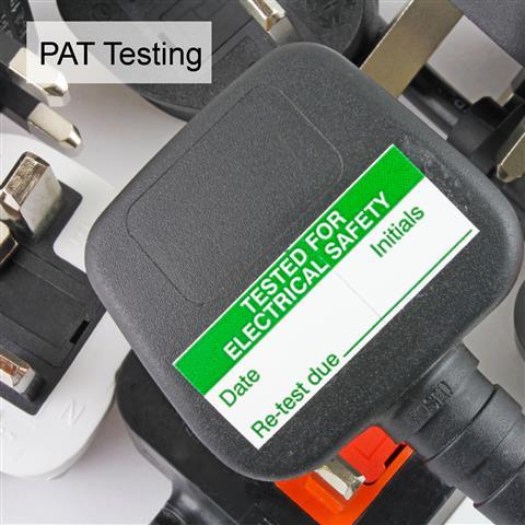 Pat testing HSR Belper (Small)