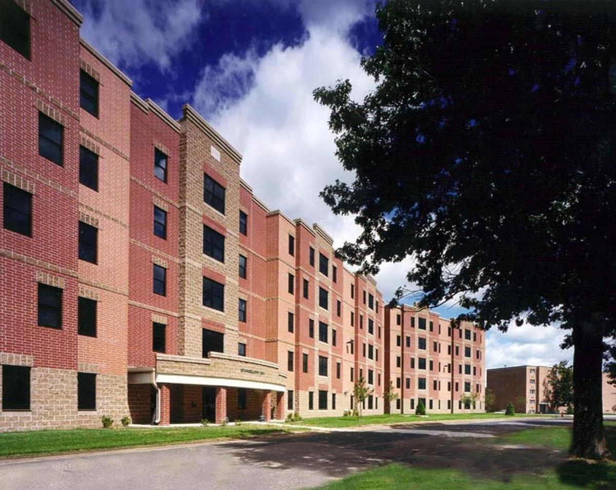 University of Wisconsin  Eau Claire  HSR Associates