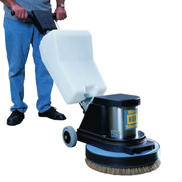 floor scrubber polisher 110v