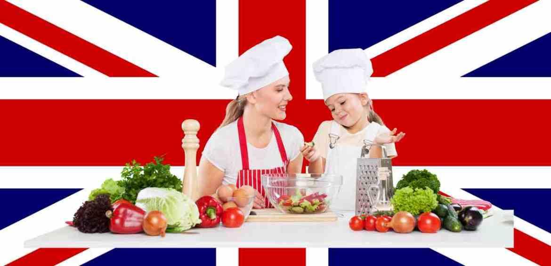 La cucina Inglese