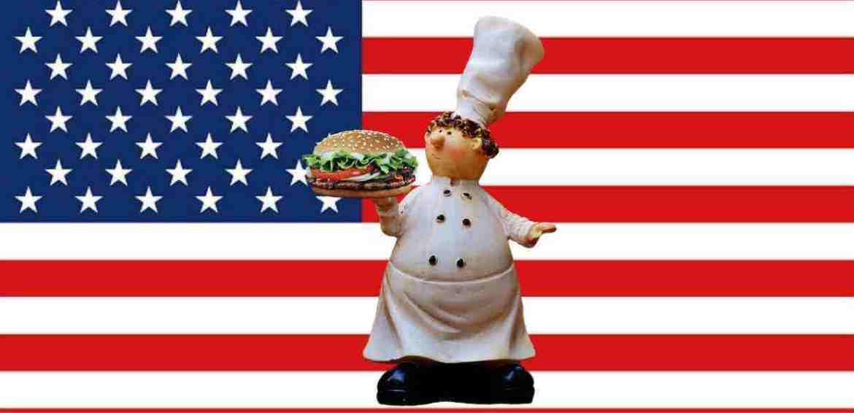La cucina Americana