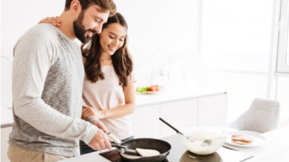 Cucinare Pancake