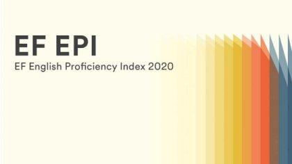 EF EPI 2020 Conoscenza dell'inglese