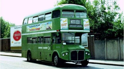 country division della London Transport