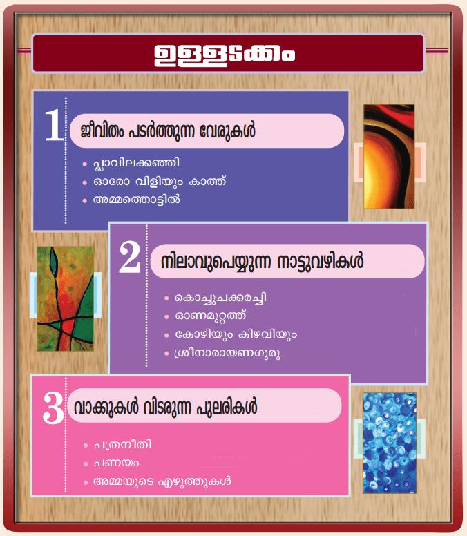 Adisthana Padavali Malayalam Standard 10 Guide Solutions Answers Notes
