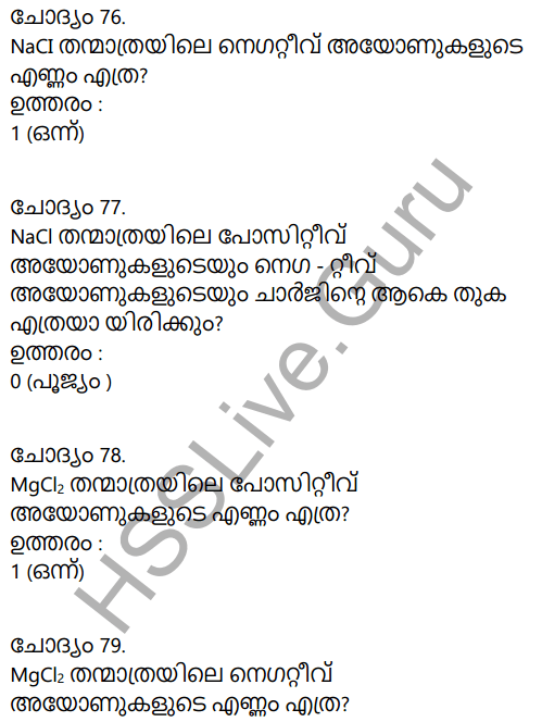 Kerala Syllabus 9th Standard Chemistry Solutions Chapter 5 Acids, Bases, Salts in Malayalam 35