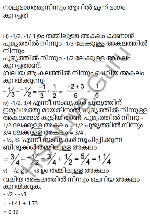 Kerala Syllabus 9th Standard Maths Solutions Chapter 10 Real Numbers in Malayalam 4