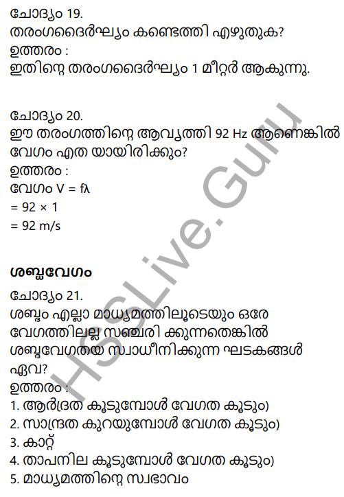 Kerala Syllabus 9th Standard Physics Solutions Chapter 7 Wave Motion in Malayalam 18