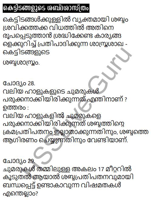 Kerala Syllabus 9th Standard Physics Solutions Chapter 7 Wave Motion in Malayalam 26