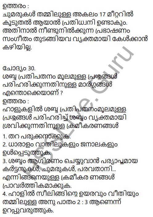 Kerala Syllabus 9th Standard Physics Solutions Chapter 7 Wave Motion in Malayalam 27