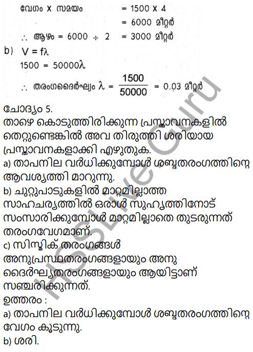 Kerala Syllabus 9th Standard Physics Solutions Chapter 7 Wave Motion in Malayalam 49