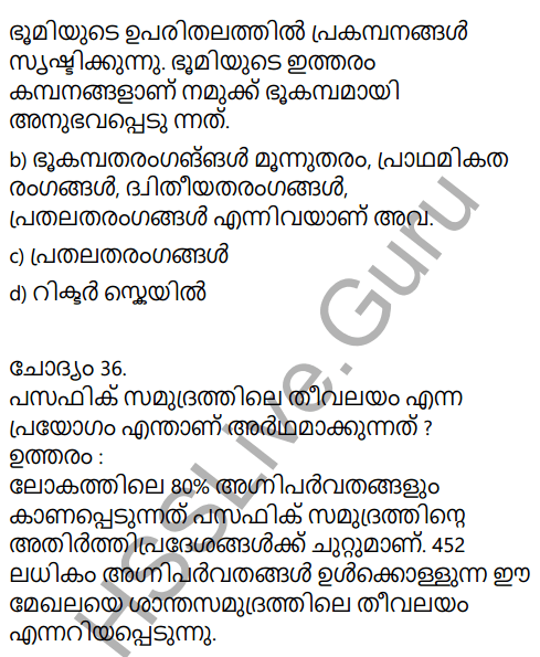Kerala Syllabus 9th Standard Social Science Solutions Chapter 2 The Signature of Time in Malayalam 23