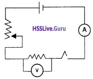 Plus Two Physics Chapter Wise Questions and Answers Chapter 3 Current Electricity - 56