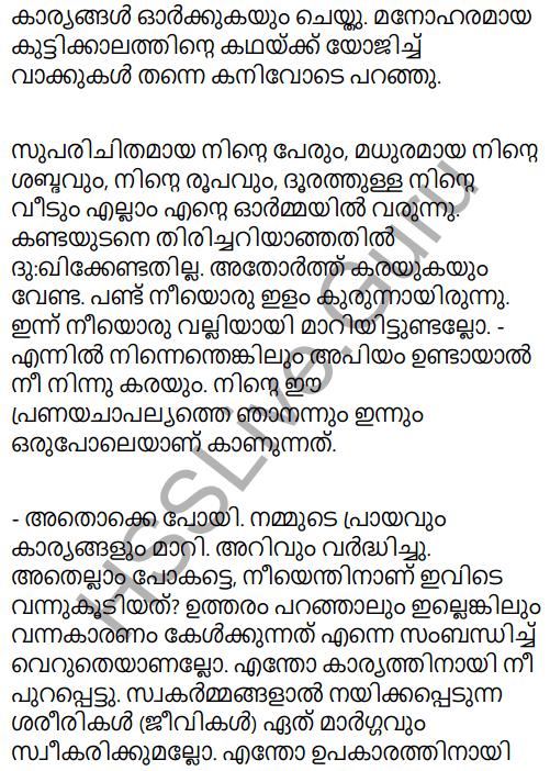 Kerala Padavali Malayalam Standard 10 Solutions Unit 2 Chapter 2 Priyadarshanam 25