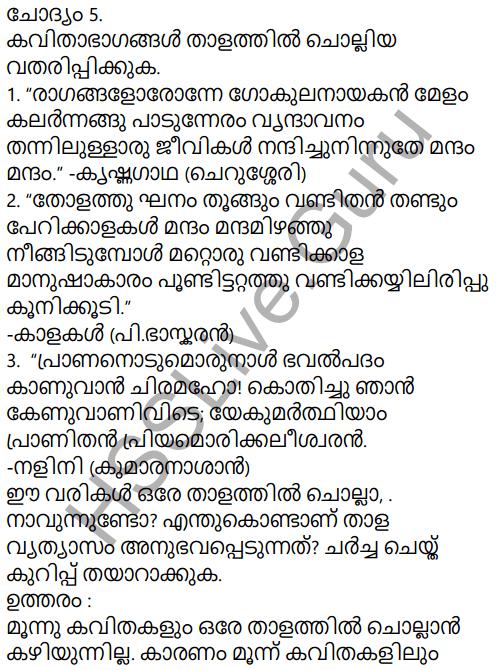 Kerala Padavali Malayalam Standard 10 Solutions Unit 2 Chapter 2 Priyadarshanam 6