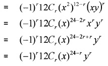 Plus One Maths Binomial Theorem Three Mark Questions and Answers 22