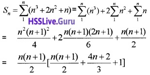 Plus One Maths Sequences and Series Three Mark Questions and Answers 11