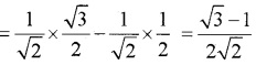 Plus One Maths Trigonometric Functions Three Mark Questions and Answers 21