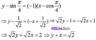 Plus Two Maths Application of Derivatives 3 Mark Questions and Answers 2