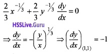 Plus Two Maths Application of Derivatives 3 Mark Questions and Answers 29