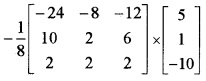 Plus Two Maths Determinants 4 Mark Questions and Answers 63
