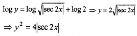 Plus Two Maths Differential Equations 3 Mark Questions and Answers 9