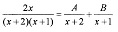 Plus Two Maths Integrals 3 Mark Questions and Answers 26