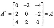 Plus Two Maths Matrices 3 Mark Questions and Answers 30