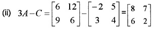 Plus Two Maths Matrices 3 Mark Questions and Answers 44