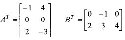 Plus Two Maths Matrices 3 Mark Questions and Answers 50