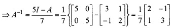 Plus Two Maths Matrices 6 Mark Questions and Answers 60