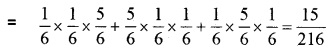 Plus Two Maths Probability 4 Mark Questions and Answers 21