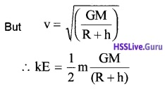 Plus One Physics Notes Chapter 8 Gravitation 31