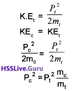 Plus One Physics Work, Energy and Power Five Mark Questions and Answers 7