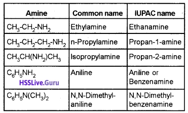 Plus Two Chemistry Notes Chapter 13 Amines 2
