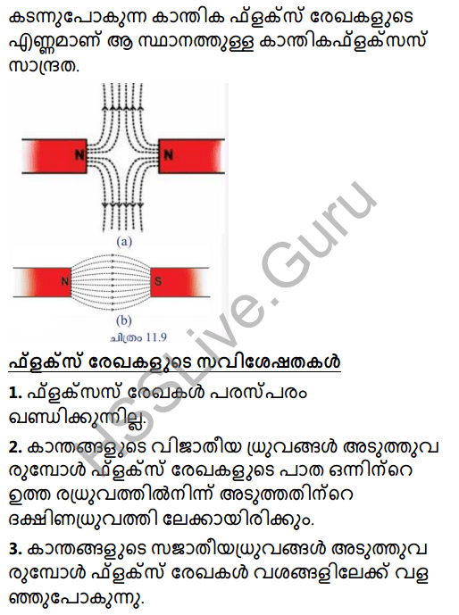 Kerala Syllabus 8th Standard Basic Science Solutions Chapter 11 Magnetism in Malayalam 18
