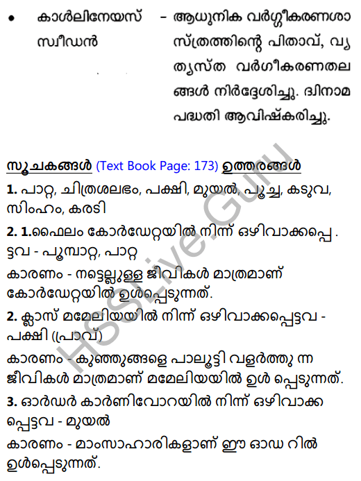 Kerala Syllabus 8th Standard Basic Science Solutions Chapter 12 Why Classification in Malayalam 4