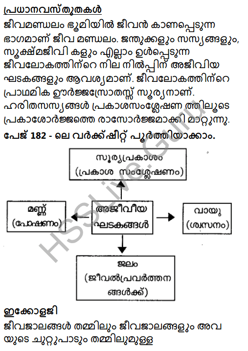 Kerala Syllabus 8th Standard Basic Science Solutions Chapter 13 Diversity for Sustenance in Malayalam 1