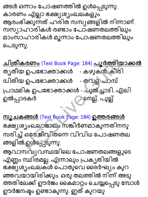 Kerala Syllabus 8th Standard Basic Science Solutions Chapter 13 Diversity for Sustenance in Malayalam 4