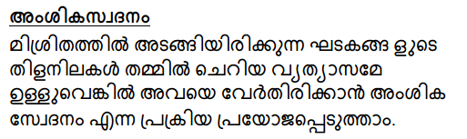 Kerala Syllabus 8th Standard Basic Science Solutions Chapter 4 Properties of Matter in Malayalam 34