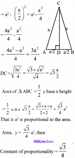 Kerala Syllabus 9th Standard Maths Solutions Chapter 12 Proportion 7