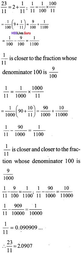 Kerala Syllabus 9th Standard Maths Solutions Chapter 2 Decimal Forms img-21