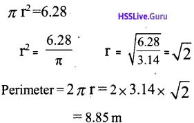 Kerala Syllabus 9th Standard Maths Solutions Chapter 9 Circle Measures 54