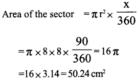 Kerala Syllabus 9th Standard Maths Solutions Chapter 9 Circle Measures 66