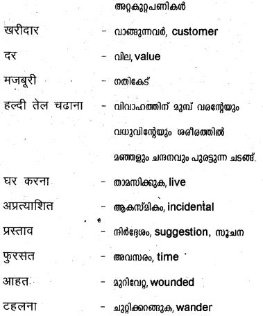 ज़मीन एक स्लेट का नाम है Summary in Malayalam 8