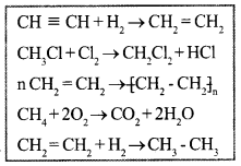 Kerala Syllabus 10th Standard Chemistry Solutions Chapter 7 Chemical Reactions of Organic Compounds 7