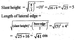 Kerala Syllabus 10th Standard Maths Solutions Chapter 8 Solids - 44