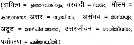 Plus One Hindi Textbook Answers Unit 2 Chapter 7 आपकी आवाज़ 7