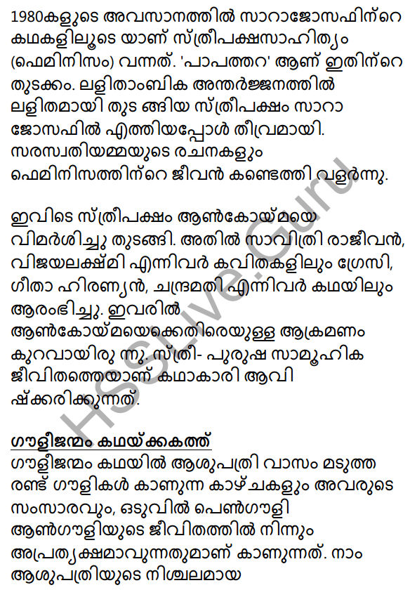 Gauli Janmam Summary 2